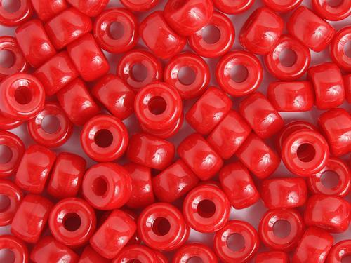 0278746 Glass Cb Red 9mm