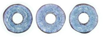 088054 O Beads 4x1mm Denim Luster