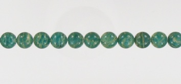 1016008 Amazonite, Russian 8mm