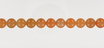 1042008 Peach Aventurine 8mm