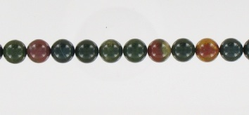 1055008 Bloodstone 8mm