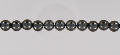 1191008 Magnetic Hematite 8mm