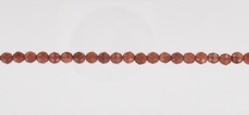 2275070 Goldstone 4mm Faceted