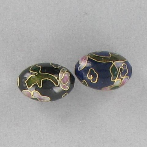 3090117 Cloisonne 12x17mm Oval