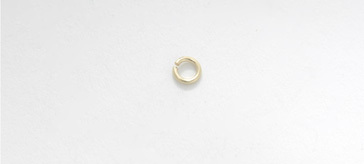 34060035 14Kt 3.5mm Jump Ring