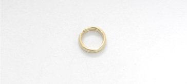 3406206 14Kt 6mm Split Ring