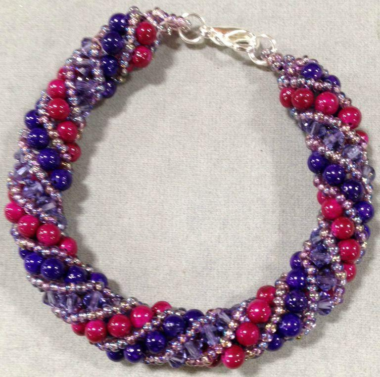 411481 Russian Spiral Bracelet Dec 11th 1:30-4Pm