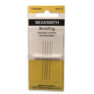 510103 #13 English Beading Needles