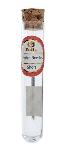 510530 Tulip Leather Needle Short