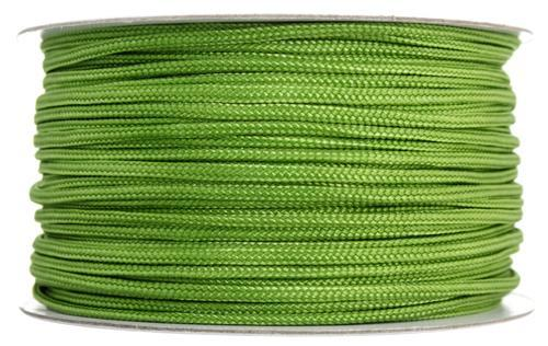 5200115 Lovely Knots 2mm Olive/Yd