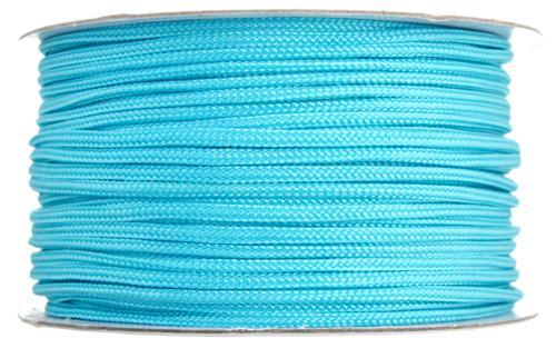 5200124 Lovely Knots 2mm Aqua Blue/Yd
