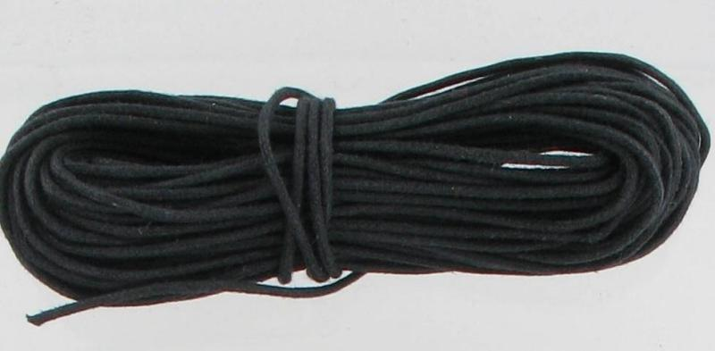 520100 Waxed Cord 1mm/10Yd