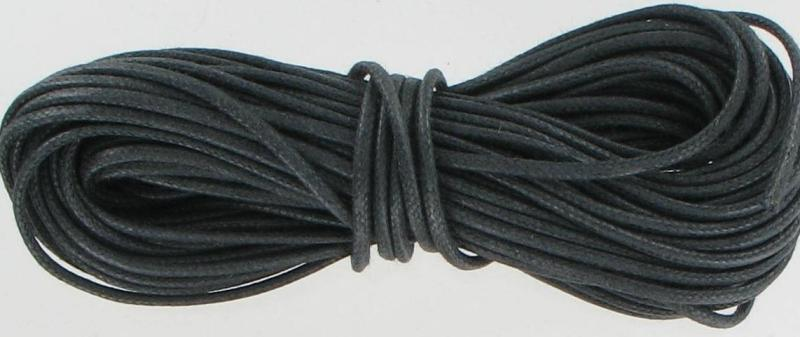 520130 Glazed Cord 2mm/10Yd