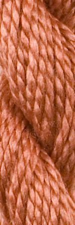 523022 Silk Skein 28-30 Yds - Burnt Ginger