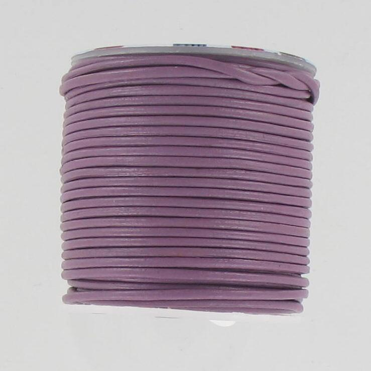 530225 Indian Leather 1.5mm Violet