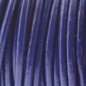 530408 Indian Leather 1.5mm Royal Blue/Yd