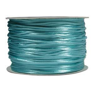 5400081 Rattail 1mm Turquoise 5yds