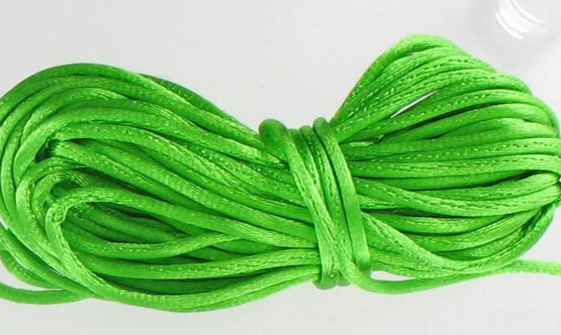 540021 Rattail 1.5mm Grass Green