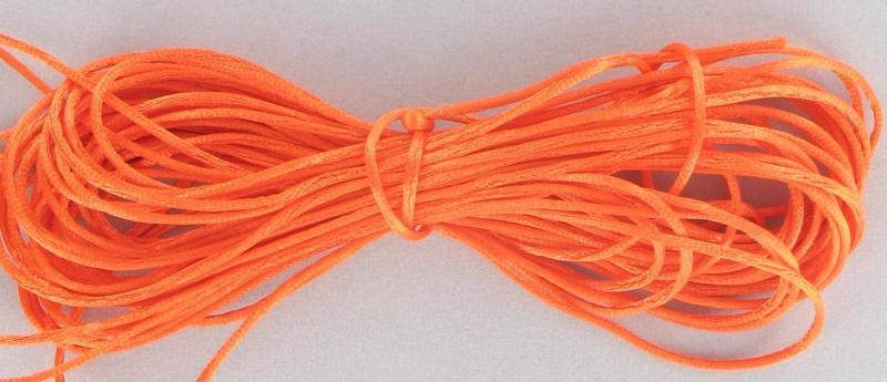 540085 Rattail 1mm Orange 10yds
