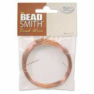 586004 Copper Plated Wire .4mm/26G/20Metres