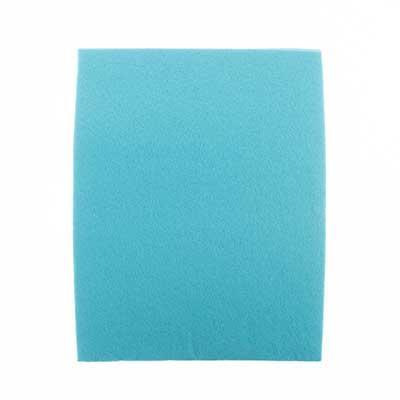 910120 Goodfelt Beading Foundation Sky Blue 8.5X11""