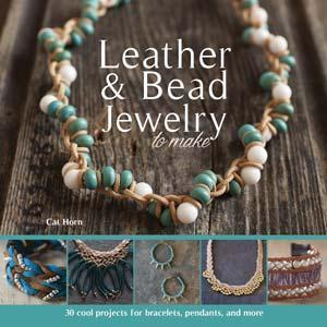 990017 Leather & Bead Jewelry