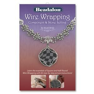 991028 Wire Wrapping Comp & Stone Set