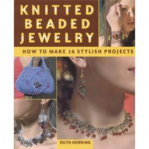 995102 Knitted Beaded Jewelery