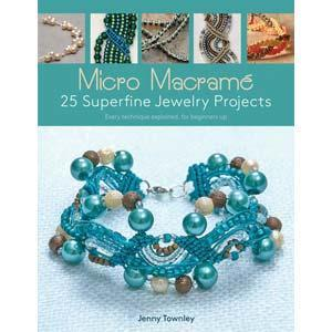 995123 Micro Macrame 25 Superfine Jewelry