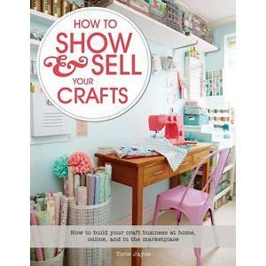 996018 How To Show & Sell Your Crafts