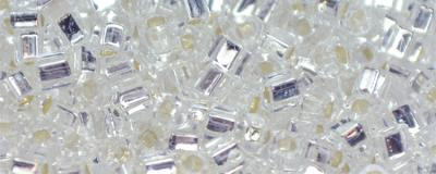 SBT2C21 2mm Cube Clear S/L